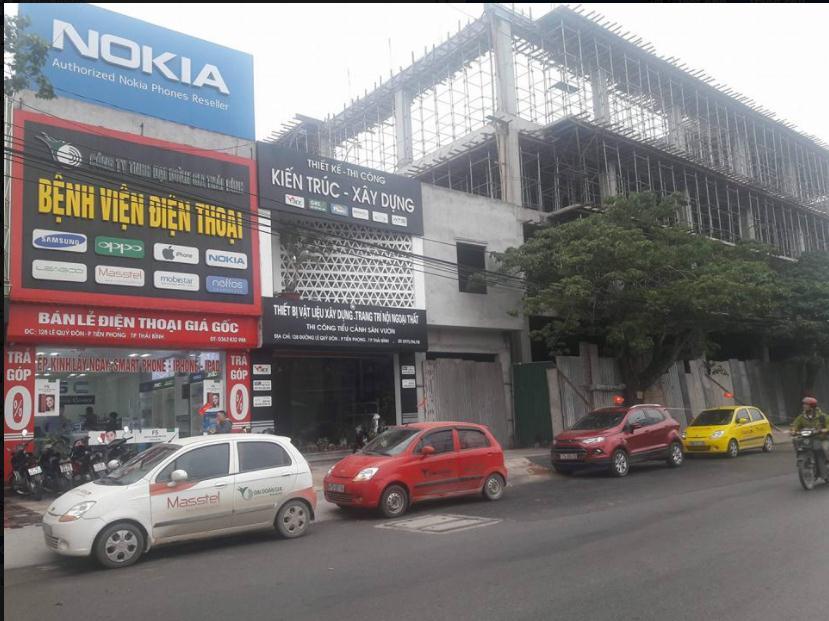 Địa chỉ sửa chửa điện thoại tốt nhất tại Thái Bình
